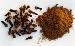Cloves and Powdered Cloves