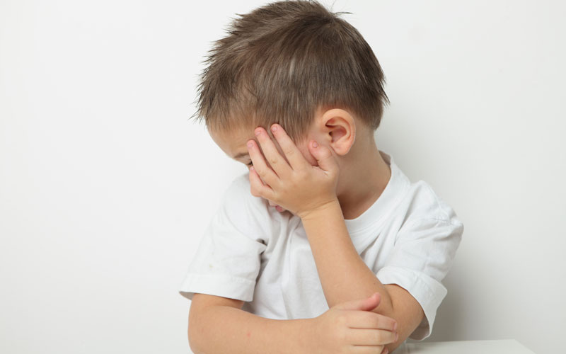 casual factor of autism in boys