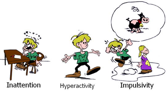 a day in the life of a child with attention deficit hyperactivity disorder Attention deficit hyperactivity disorder is a condition that becomes apparent in some children in the preschool and early school years it is hard for these children to control their behavior and/or pay attention.